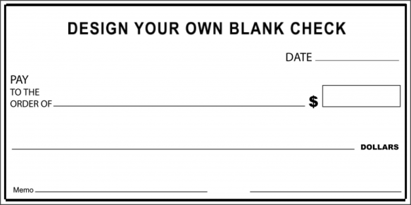 Microsoft big check autos weblog for Large fake check template